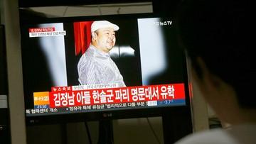 """14-02-2017 16:33 Zamordowano przyrodniego brata Kim Dzong Una. Ukłuty """"zatrutymi igłami"""""""