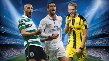 2016-08-28 Rywale Legii: Real i Borussia nabierają rozpędu, wielka wygrana Sportingu