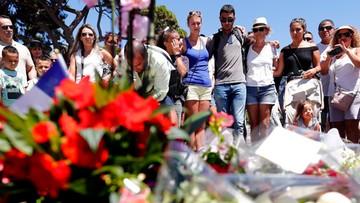 15-07-2016 13:53 Żałoba we Francji po zamachu w Nicei. Zidentyfikowano już pierwsze ofiary