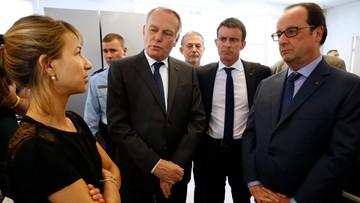 16-07-2016 19:11 Francja: opozycja zarzuca rządowi niedociągnięcia w walce z terroryzmem