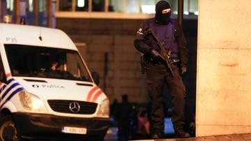 29-12-2015 09:15 Belgijska policja aresztowała podejrzanych o planowanie ataków w okresie Nowego Roku