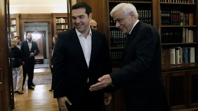 Grecja: Cipras zaprzysiężony jako nowy premier