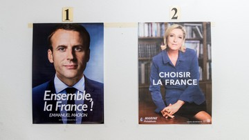 07-05-2017 17:24 Druga tura wyborów we Francji. Macron kontra Le Pen