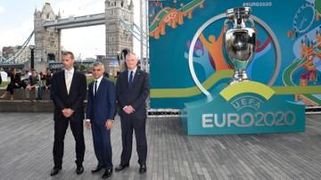 2016-09-21 UEFA zaprezentowała logo Euro 2020