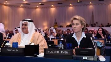 """Niemiecka minister odmówiła włożenia hidżabu w Arabii Saudyjskiej. """"To obraza"""" - piszą islamscy internauci"""