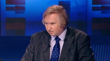 """Jedna osoba zatrzymana w związku z """"naruszeniem nietykalności cielesnej parlamentarzysty"""" przed Sejmem"""