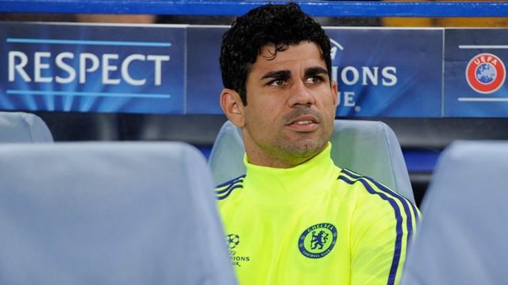 Diego Costa nie zagra z Mariborem