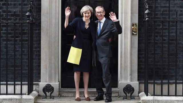 Premier May o nowej, pozytywnej roli kraju poza UE