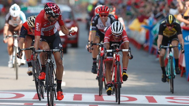 Vuelta a Espana - De Gendt wygrał etap, Froome wciąż prowadzi