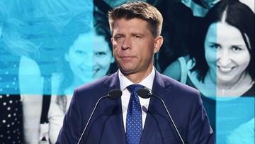 11-09-2016 12:34 Petru: jeśli Nowoczesna przejmie władzę, Andrzej Duda i Beata Szydło trafią przed Trybunał Stanu