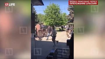 14-05-2016 18:24 Bitwa na moskiewskim cmentarzu. Trzy ofiary, ponad 90 osób zatrzymanych