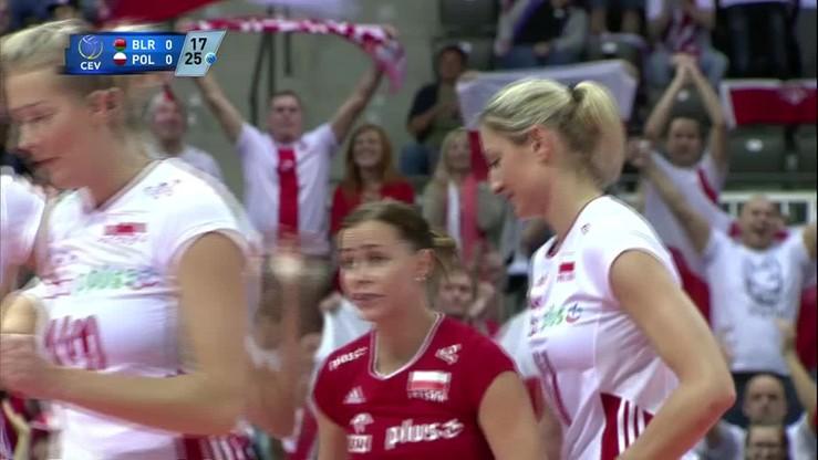 Polska - Białoruś 3:2. Skrót meczu