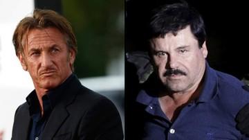 Aktor Sean Penn nieświadomie pomógł w schwytaniu szefa meksykańskiej mafii