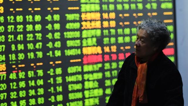 Wstrzymano notowania na chińskich giełdach - drugi raz w tym tygodniu