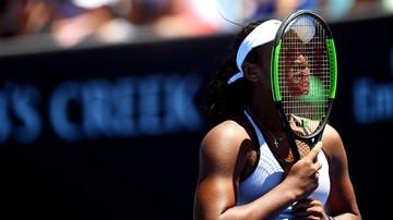 2017-01-16 Australian Open: Aiava została najmłodszą tenisistką w historii Wielkiego Szlema