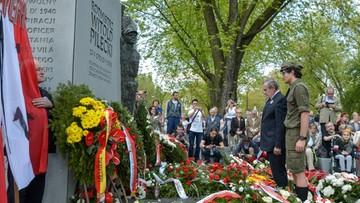 """14-05-2017 19:58 """"Nie wszyscy chcą by o Pileckim pamiętać"""". 116. rocznica urodzin rotmistrza"""