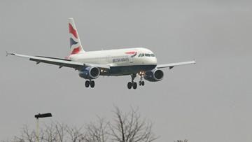 17-11-2016 18:12 20 metrów od tragedii. Bliskie spotkanie pasażerskiego Airbusa z bezpilotowym śmigłowcem