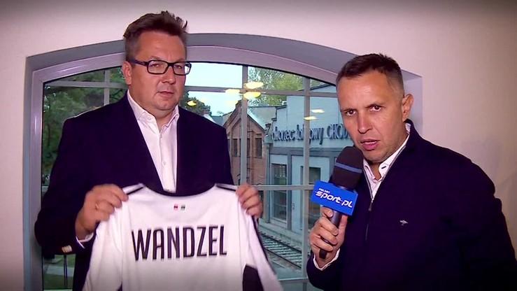 Wandzel: Włączyłem się do wielkiego projektu o nazwie Legia