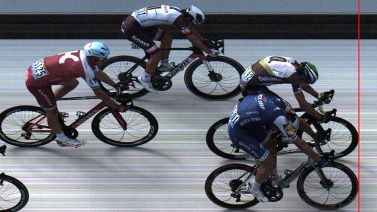 Tour de France: Kittel wyprzedził Boassona Hagena o sześć milimetrów