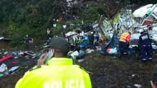 Kolumbia: brak paliwa przyczyną katastrofy samolotu z piłkarzami