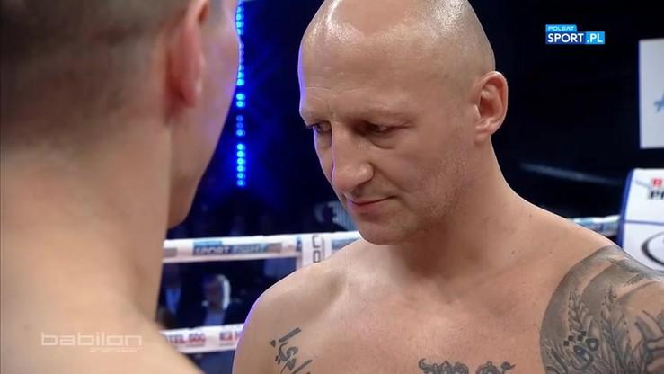 Mateusz Tryc - Tomasz Gargula. Skrót walki