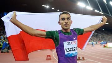 2015-09-03 Kszczot najlepszy na 800 metrów w Zurychu (WIDEO)