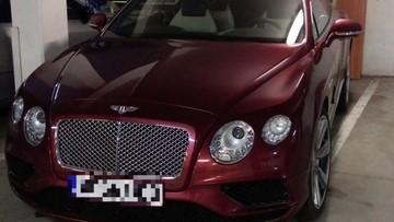 06-04-2016 09:43 Bentley skradziony w Niemczech, odzyskany w Polsce