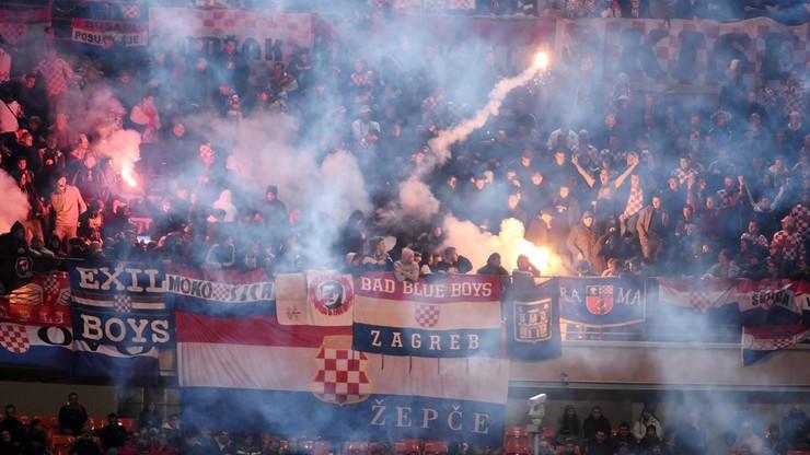 Mecz Chorwacji z Włochami bez kibiców