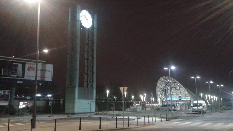Nowy Dworzec Zachodni w Warszawie prawie gotowy