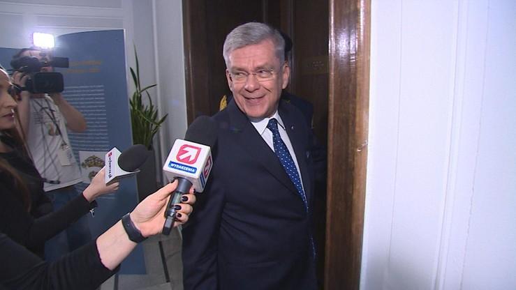 Karczewski o możliwości przyjęcia do PiS trzech wyrzuconych posłów PO: nie wykluczam tego