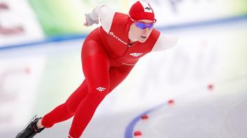 2017-12-10 PŚ w łyżwiarstwie szybkim: Bachleda-Curuś siódma na 1500 m w USA