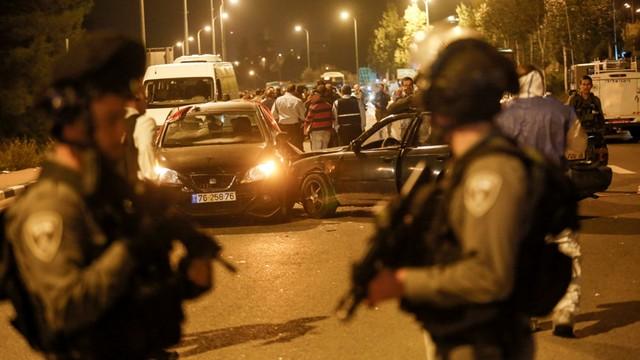 Izrael: 5 zabitych w palestyńskich atakach w Tel Awiwie i na Zach. Brzegu