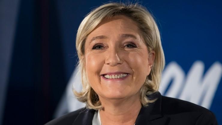 Marine Le Pen krytykuje UE i wyraża podziw dla Rosji