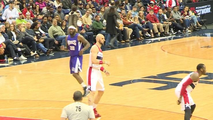 NBA: Wizards bezlitośni dla rywali w wyścigu o play off