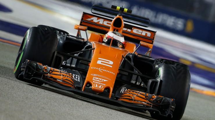 17-latek nowym kierowcą McLarena!