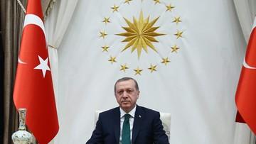 29-09-2016 12:22 Erdogan za przedłużeniem stanu wyjątkowego w Turcji
