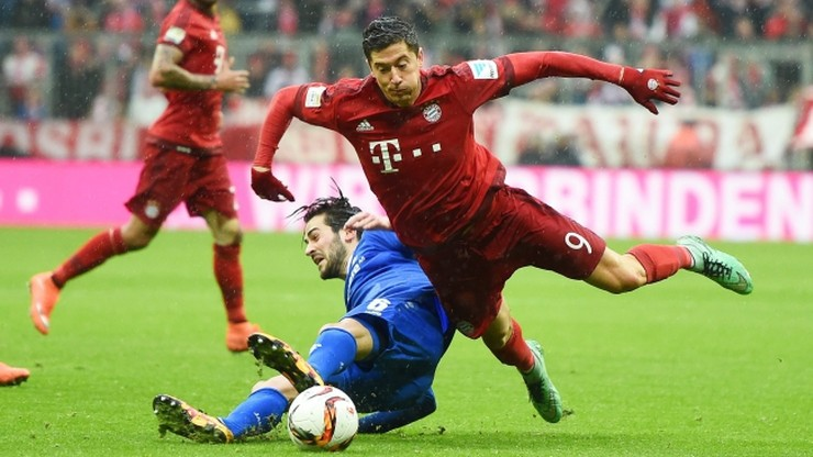 Kolejny gol Lewandowskiego. W Bundeslidze strzelił już wszystkim!