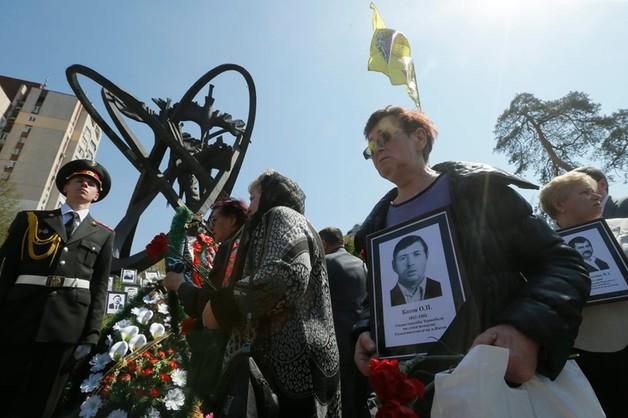 Ukraina: rocznica katastrofy w Czarnobylu