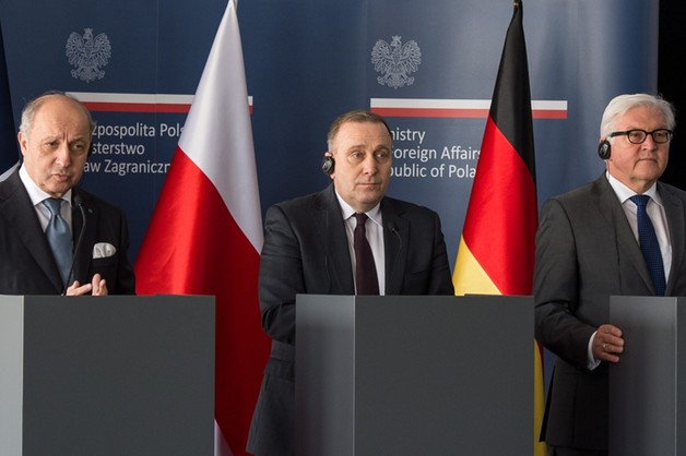 Wrocław: spotkanie Trójkąta Weimarskiego