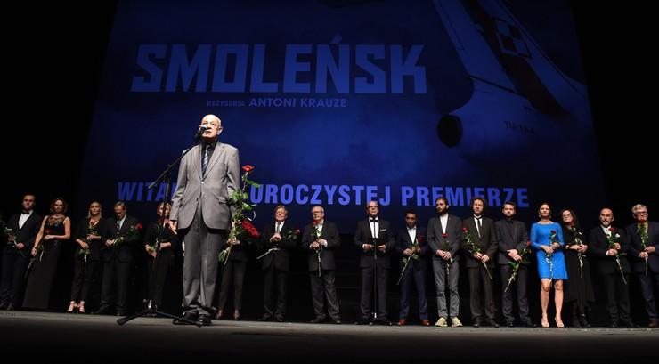 """Krauze na premierze """"Smoleńska"""": To nie jest polityka - to niechęć do kłamstwa"""