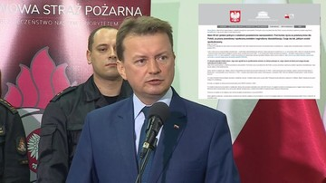 """""""Czyim wrogiem jestem teraz"""". 95-letni powstaniec objęty ustawą dezubekizacyjną. Minister Błaszczak komentuje"""