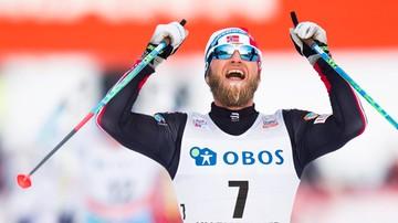 2016-12-04 PŚ w biegach: Norweg najlepszy w Lillehammer