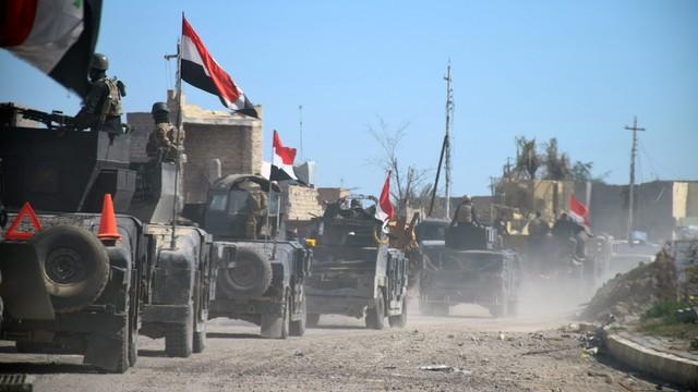 Reuter: Państwo Islamskie użyło gazu musztardowego w Iraku