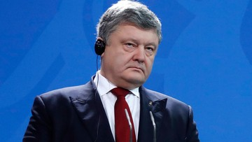 """05-02-2017 07:22 Trump rozmawiał z Poroszenką m.in o """"rozwiązaniu sytuacji w Donbasie"""""""