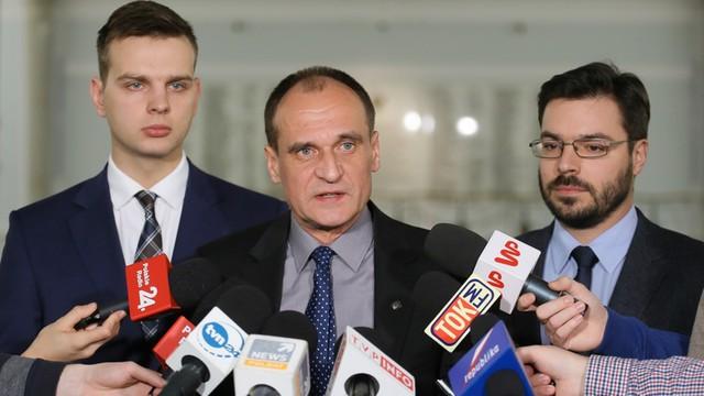 Kukiz'15 przedstawił własny projekt dotyczący wyboru sędziów TK