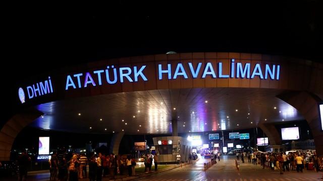 Dwaj Kirgizi zatrzymani w związku z zamachem na lotnisku w Stambule