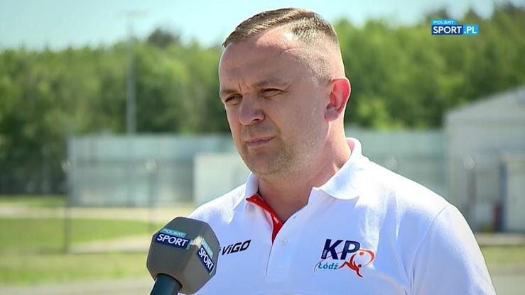 Prezes KP Łódź: Najtrudniejszym rywalem będzie FC City Sankt Petersburg