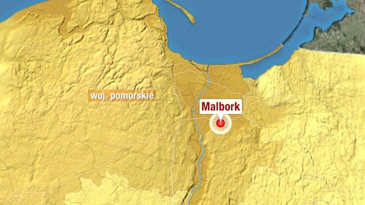 Wybuch gazu w Malborku. Mieszkańcy kamienicy ewakuowani
