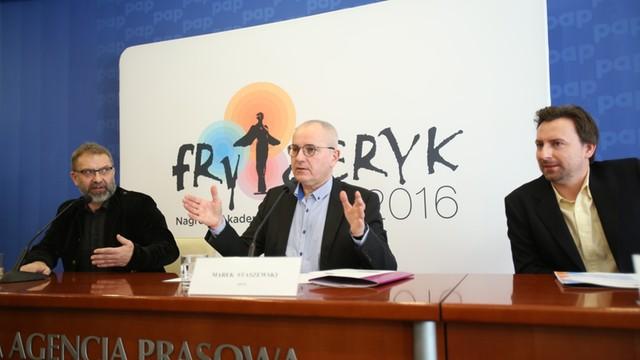 Ogłoszono nominacje do Fryderyków