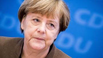 16-02-2016 16:26 Merkel: zamknięcie grecko-macedońskiej granicy wpłynie na Schengen
